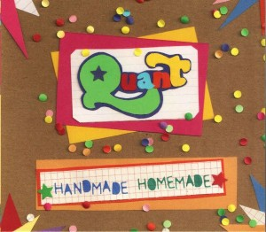 Quant- 'Handmade homemade' (CD)