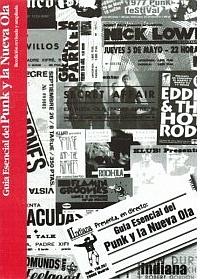 'Guía Esencial del Punk y la Nueva Ola' (LIBRO)